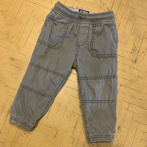 OshKosh B'Gosh Boys Gray Utility Pants 18M Cargo